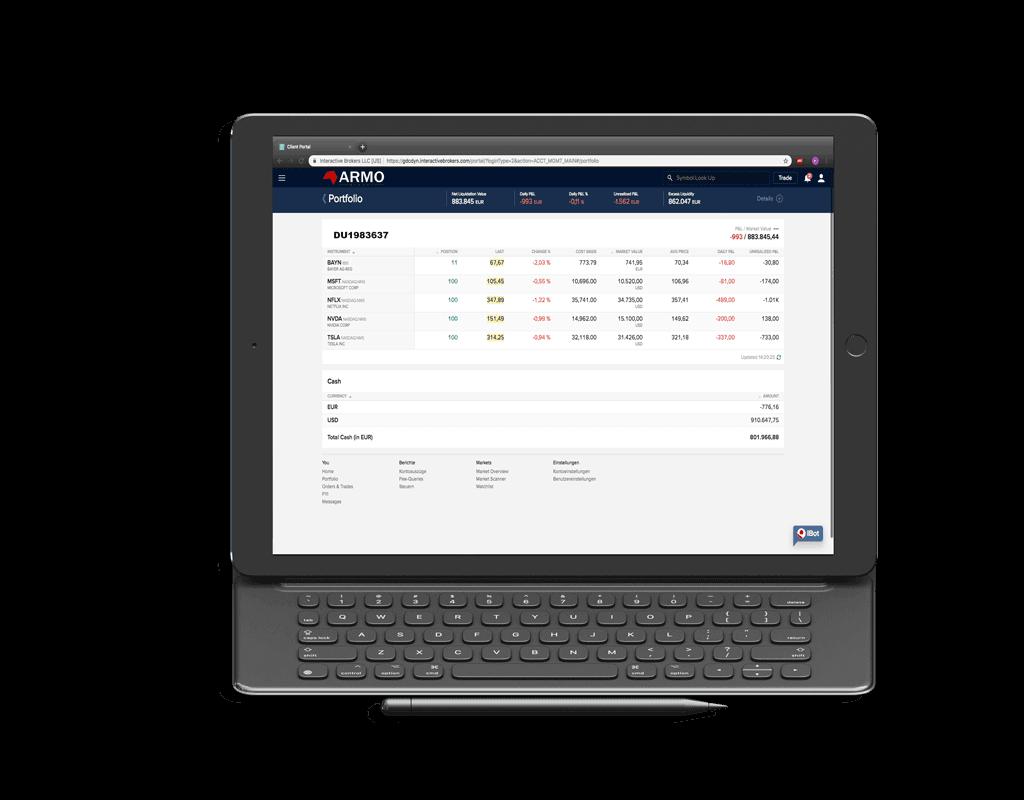 armo-broker-client-portal-handel